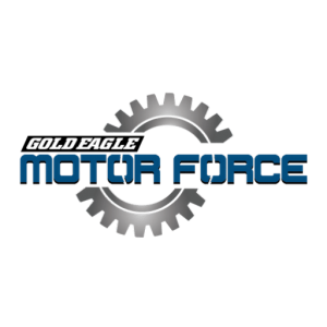 Gold Eagle Motor Force Logo